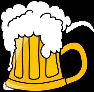 Beer Flowing Clip Art At Clker Com Vector Clip Art Online Royalty