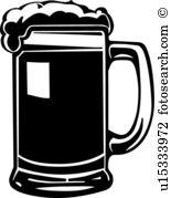 Beer Mug. ValueClips Clip Art