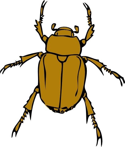 Beetle Bug Clip Art-Beetle Bug clip art-0
