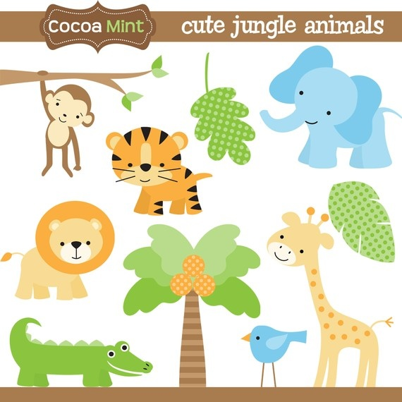 befd9240562c1e1e2d33f4c4ec2a56 ... befd9240562c1e1e2d33f4c4ec2a56 ... Baby Jungle Animal Clipart .