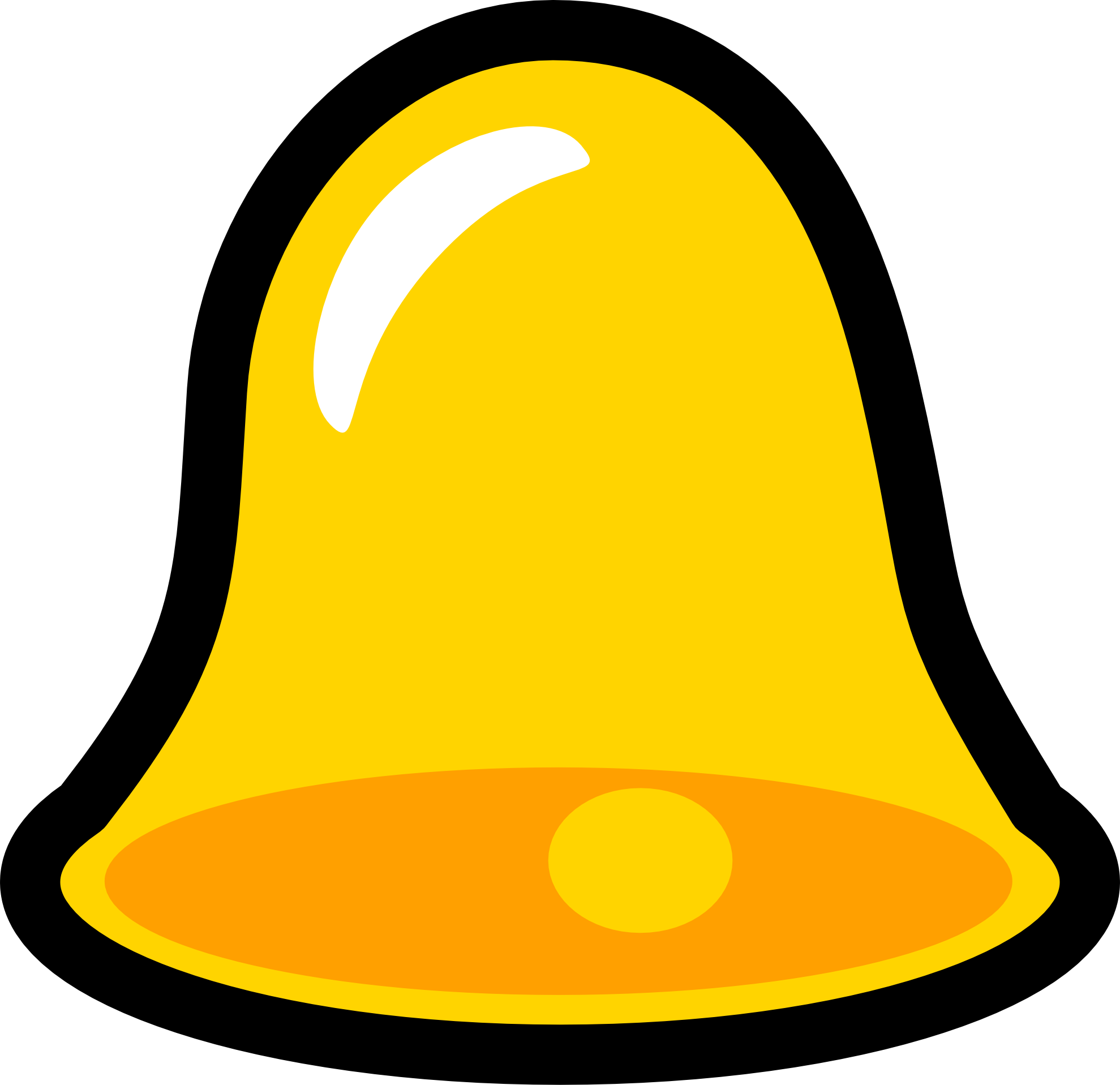 Bell clipart kid 2