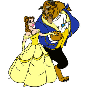 Belle Beauty And The Beast .