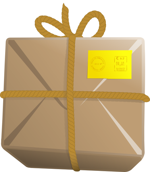 package clipart