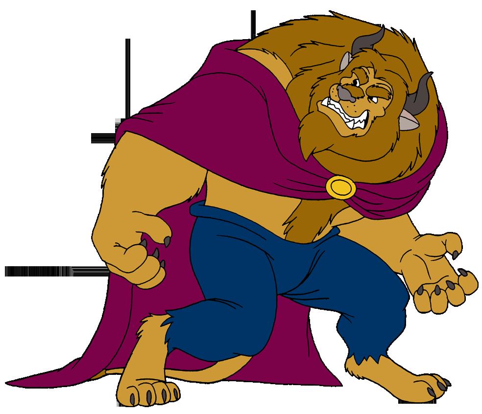 Benny as The Beast by BennytheBeast on DeviantArt