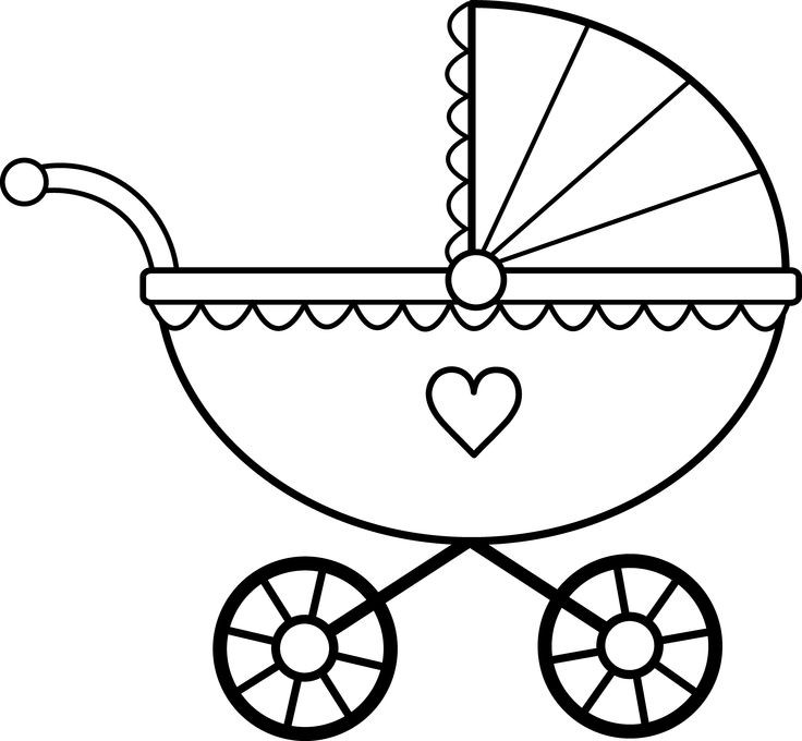 ... Best Baby Clipart Black and White #28182 - Clipartion clipartall.com ...
