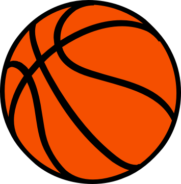 Best basketball clipart 0