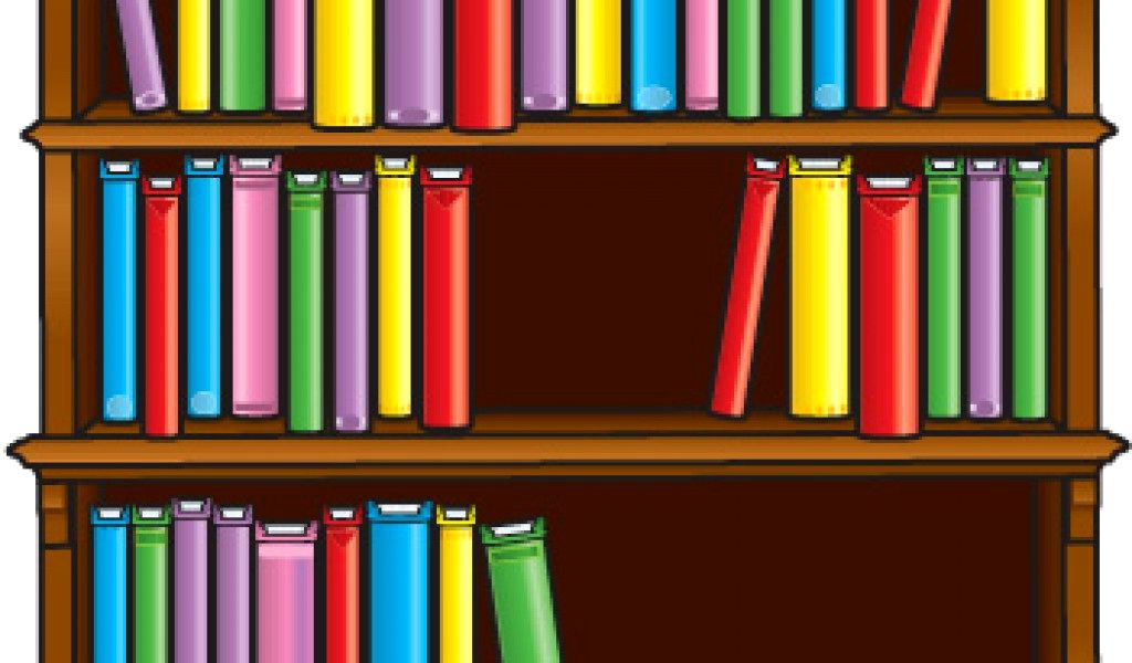 Best Bookshelf Clipart - Bookshelf Clipart