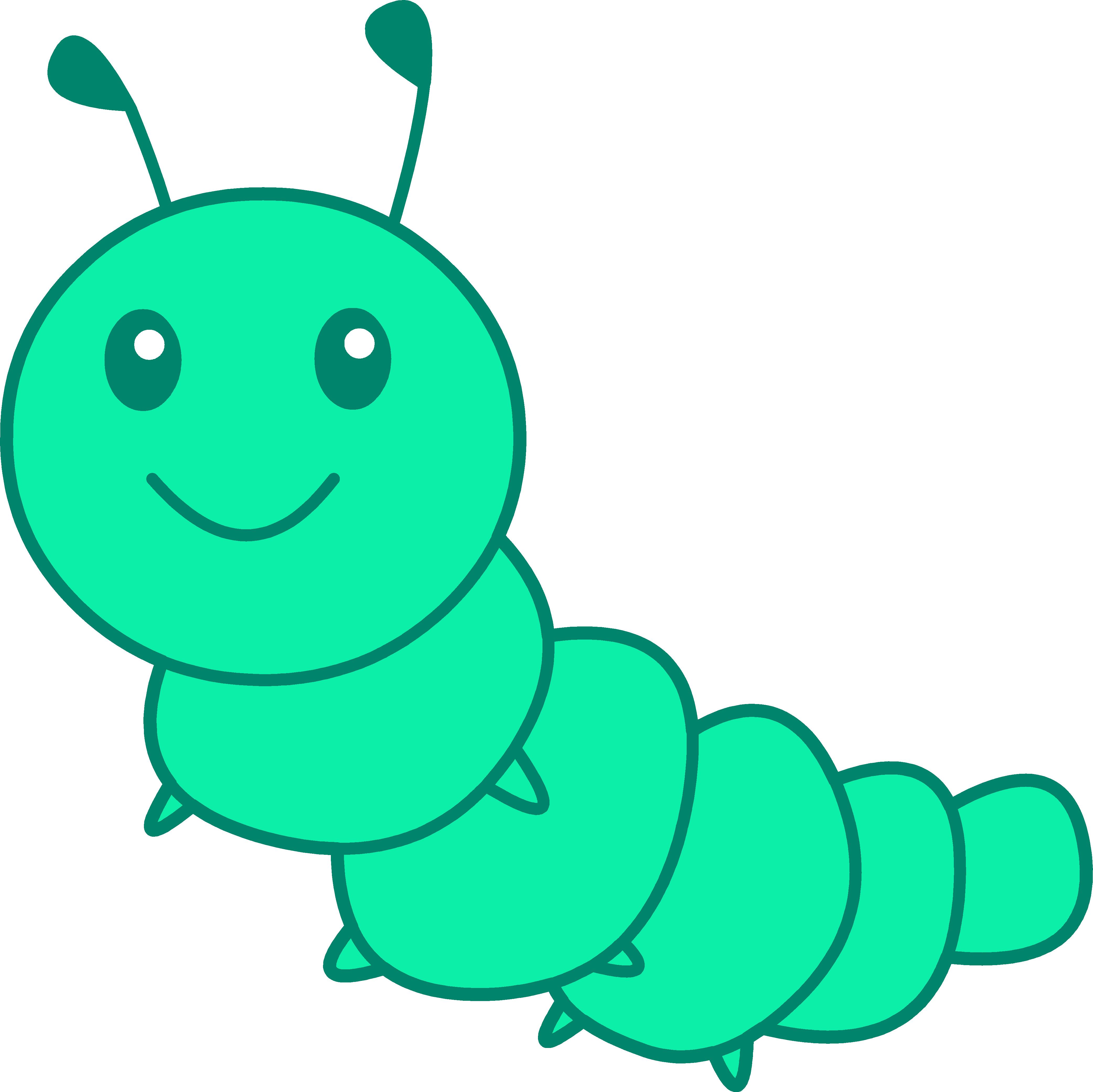 Best Caterpillar Clipart #10179 - Clipartion clipartall.com