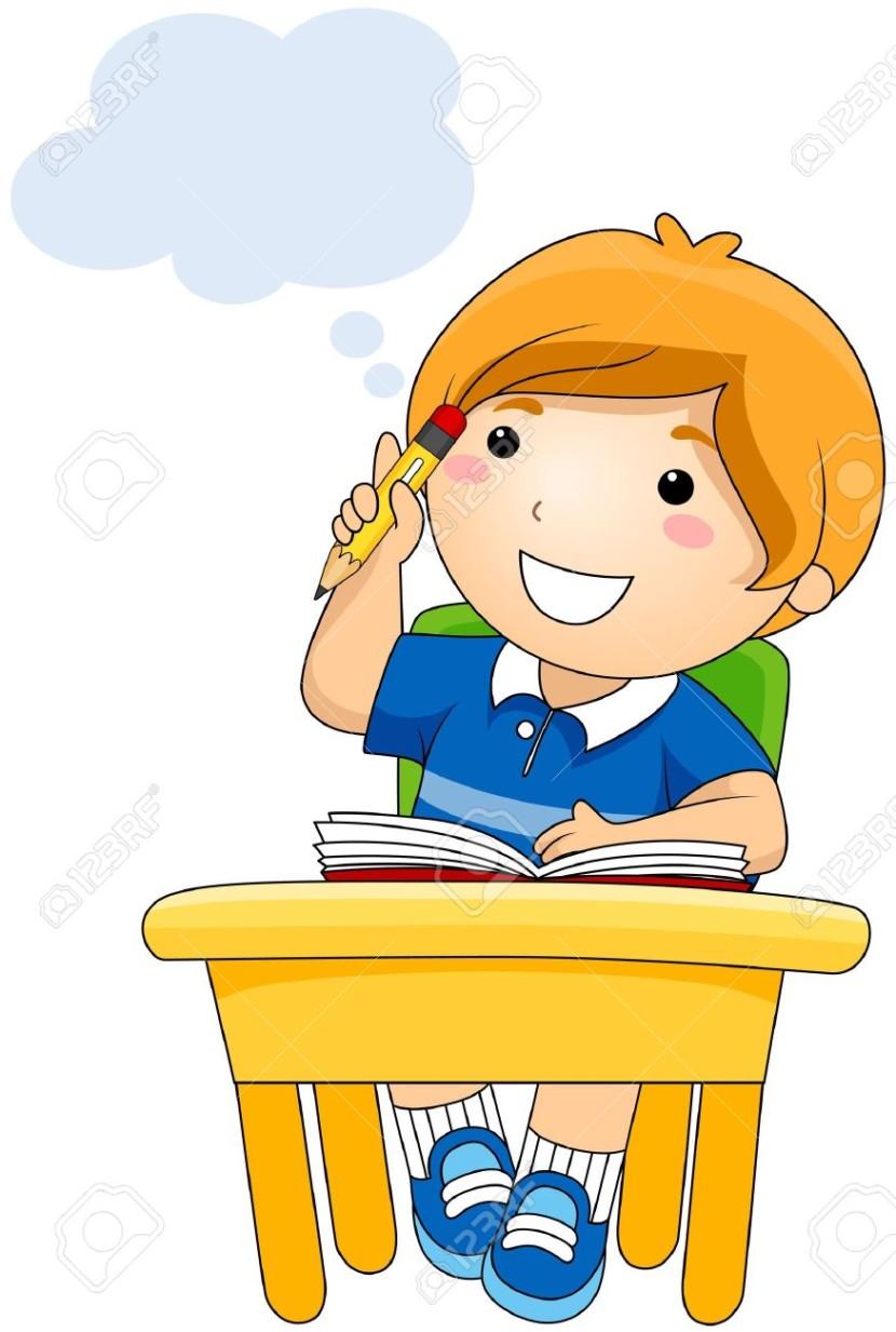 Best Child Thinking Clipart #14276 - Cli-Best Child Thinking Clipart #14276 - Clipartion clipartall.com-0