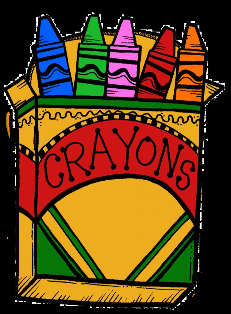 Best Crayon Clipart