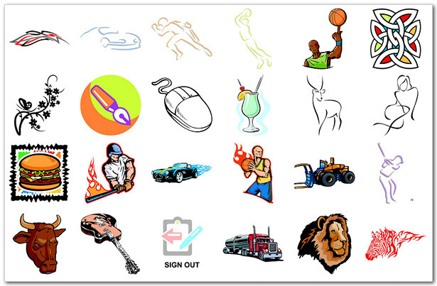 Best Free Vector Clipart Down - Cliparts Free