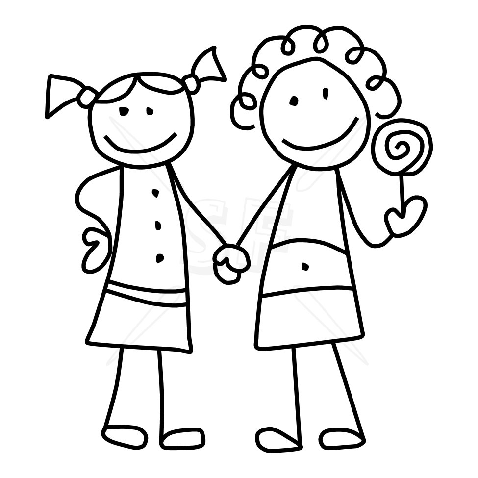 Best Friend Clipart #1