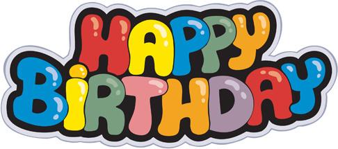 Best Happy Birthday Design Elements Vect-best happy birthday design elements vector set-2