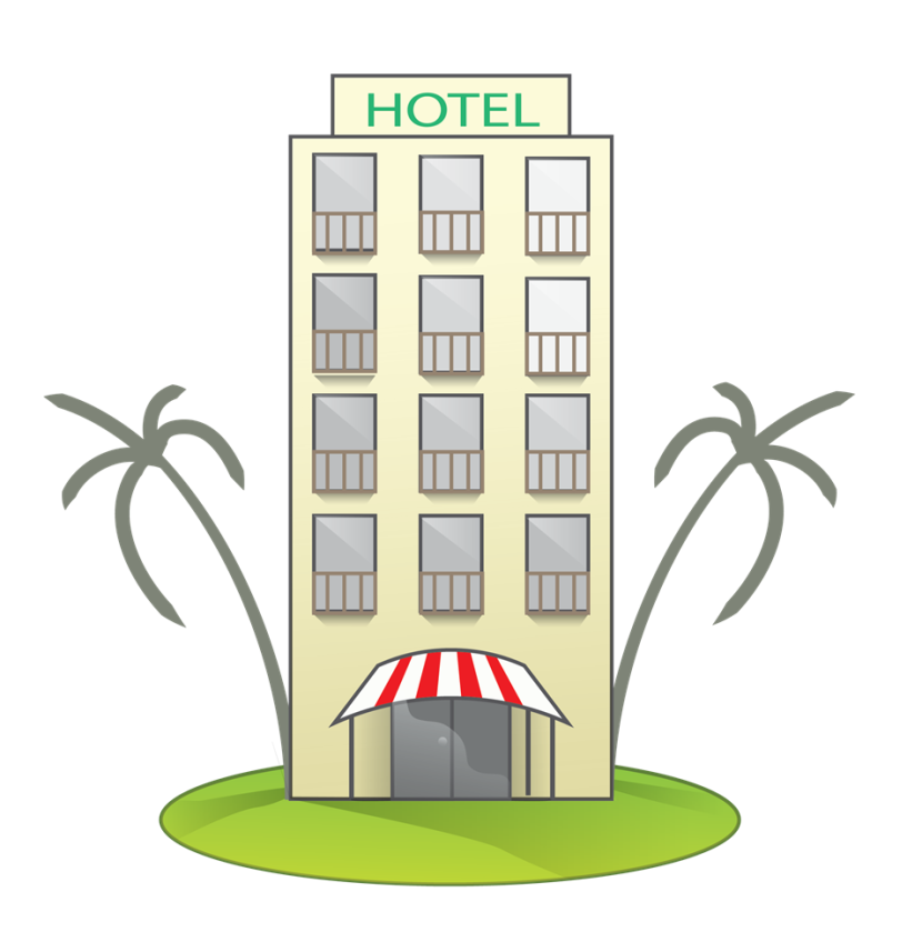Best Hotel Clipart