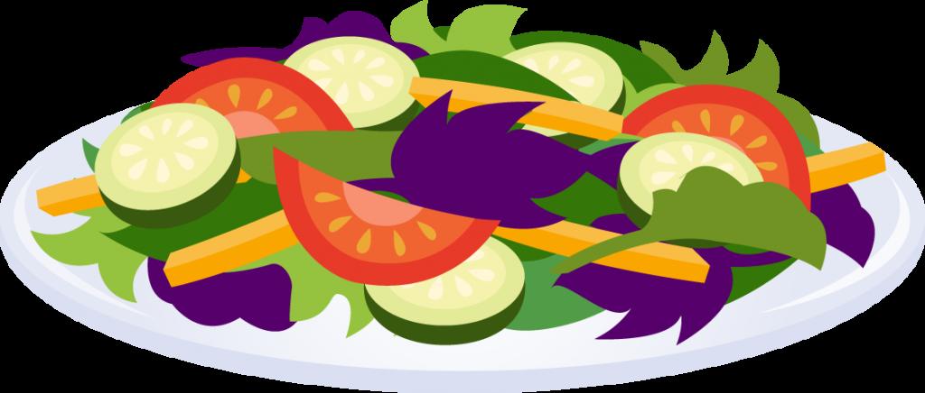 Best Salad Clipart
