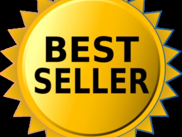 Best Seller Clipart gold seal