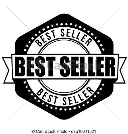 Best seller stamp - csp18641521