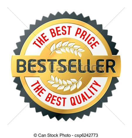 Bestseller label - csp6242773