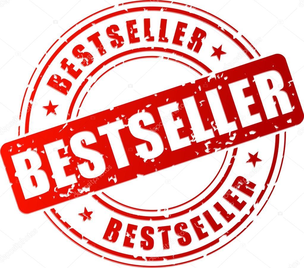 Vektör bestseller damgası u2014 Stok Vektör