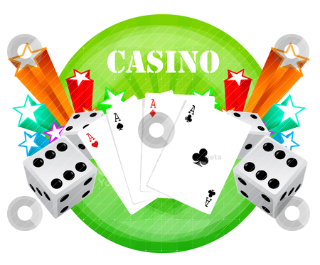 Gambling Clipart