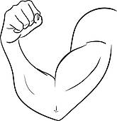 Biceps Of Strong Man Clipart Clipart-Biceps Of Strong Man Clipart Clipart-1
