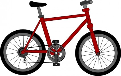 Bicycle Clip Art-Bicycle Clip Art-6