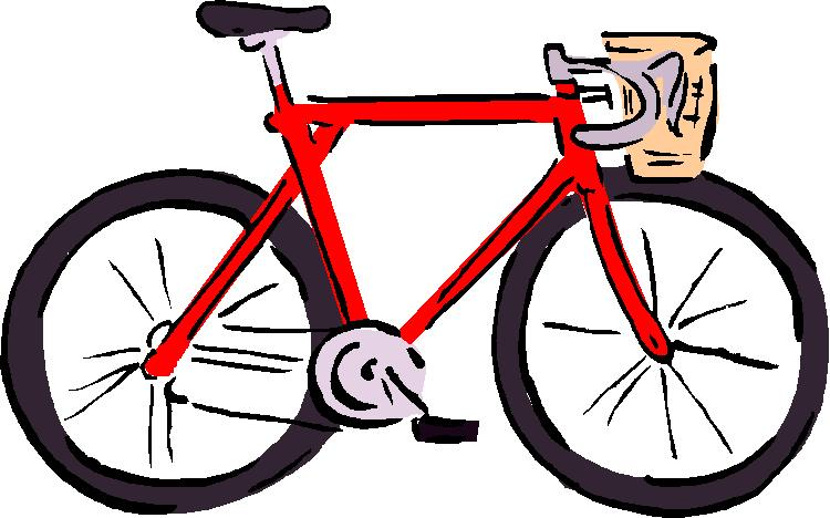 Bicycle Clip Art-Bicycle Clip Art-4