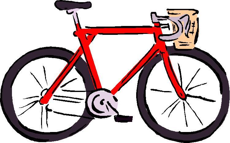Clipart Bike