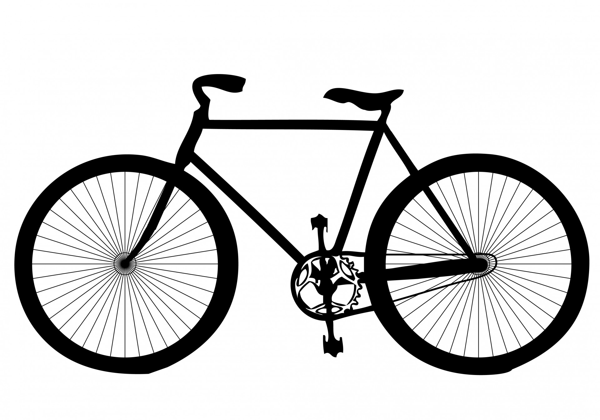 Bicycle Clipart - Bike Clip Art
