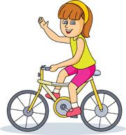 bicycle rider wearing helmet. Size: 76 K-bicycle rider wearing helmet. Size: 76 Kb-12