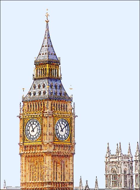 Big Ben Clipart-Big Ben Clipart-11
