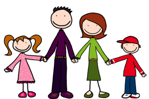 Big Family Clipart-Big Family Clipart-1