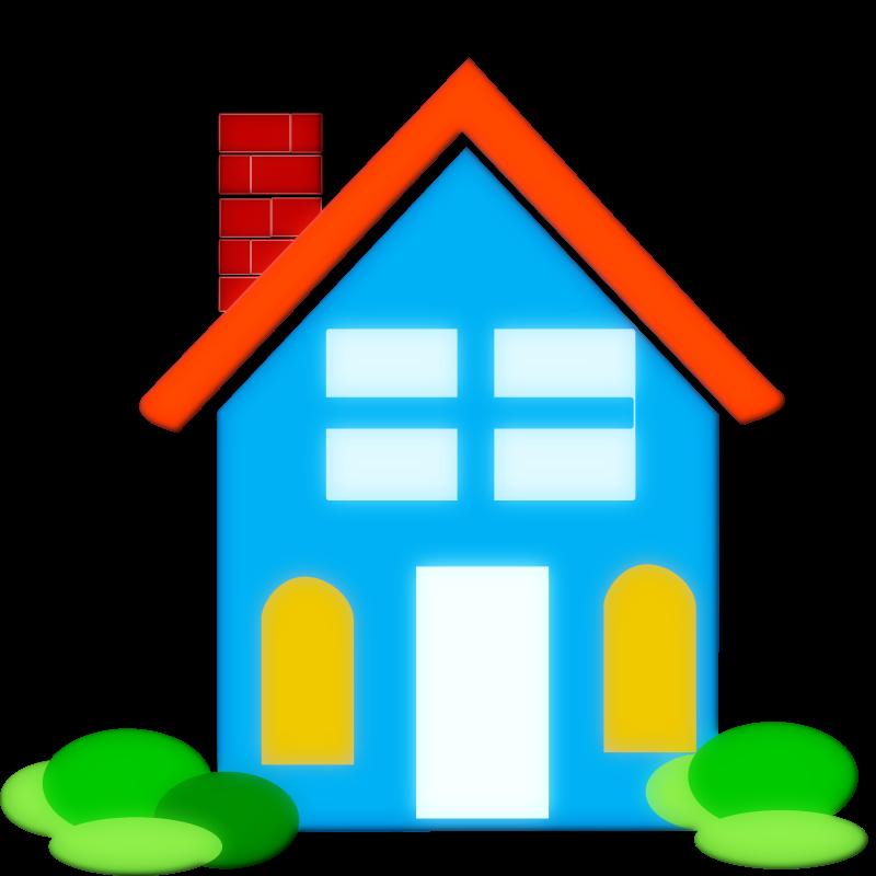 Big House Clip Art-Big House Clip Art-3