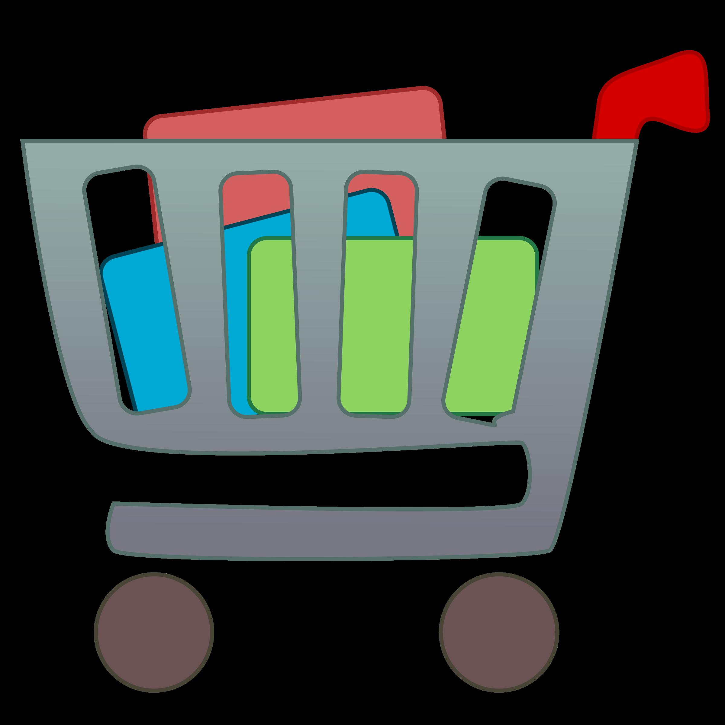 Clipart Shopping Cart