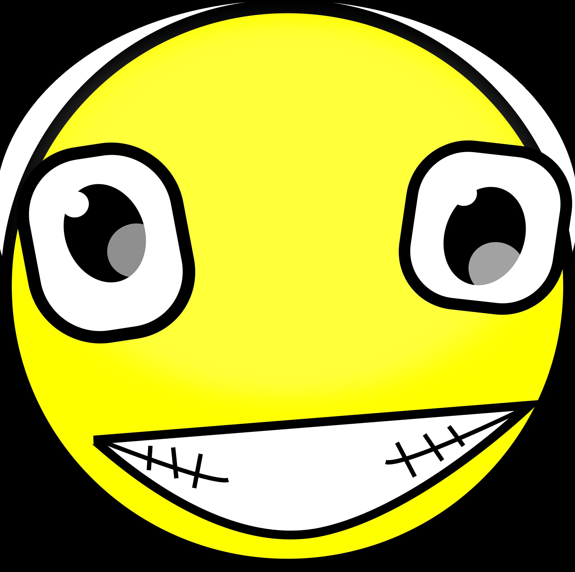 BIG IMAGE (PNG) - Creepy Clip Art
