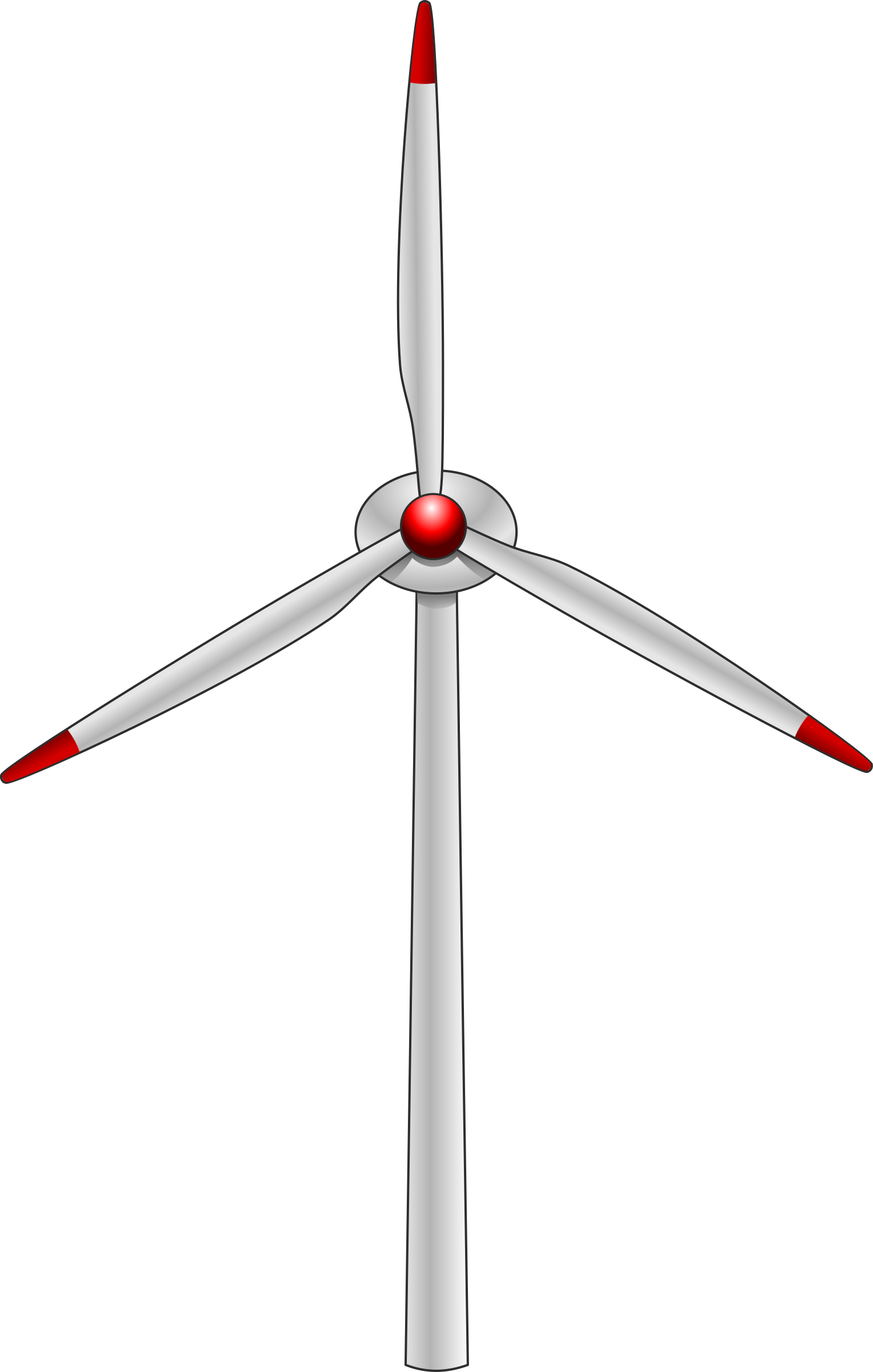 Wind Turbine Clip Art