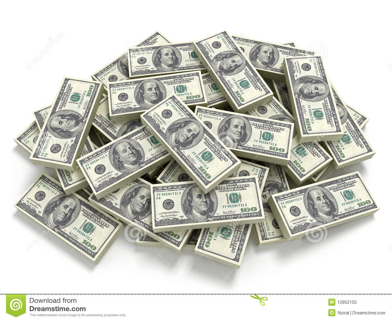 Big Pile Of The Money Royalty .-Big pile of the money Royalty .-10