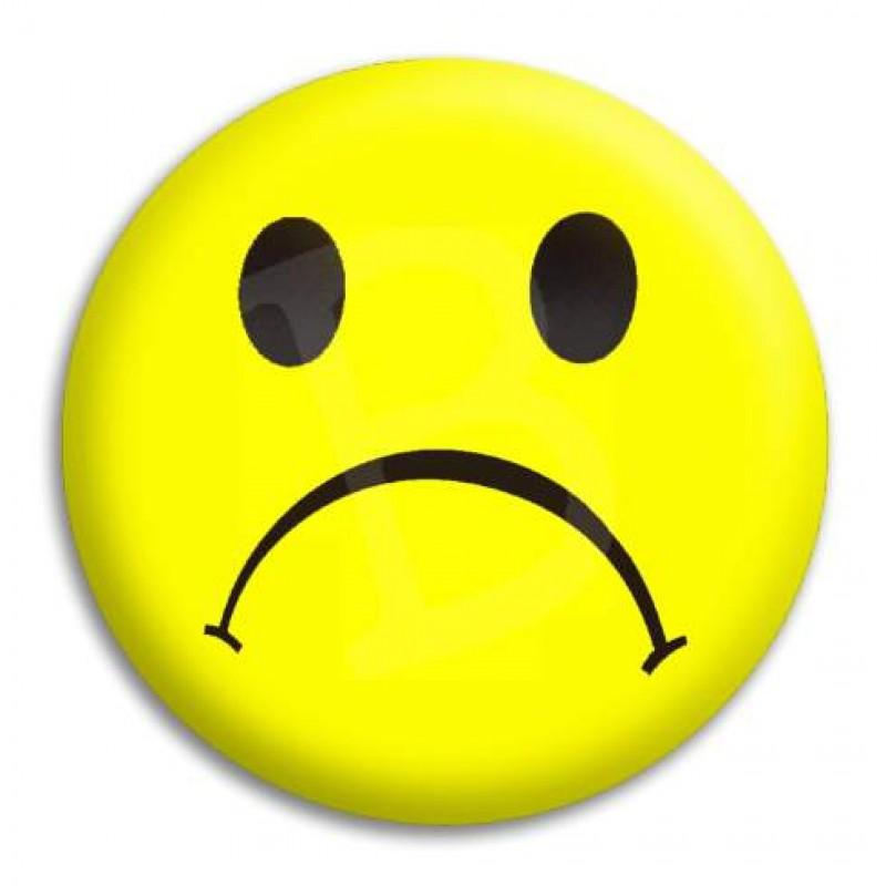 Sad Face Clipart