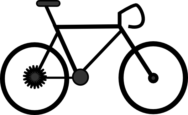 Bike Clip Art At Clker Com Vector Clip Art Online Royalty Free