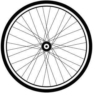 Bike Wheel Clipart | Clipart Panda - Free Clipart Images