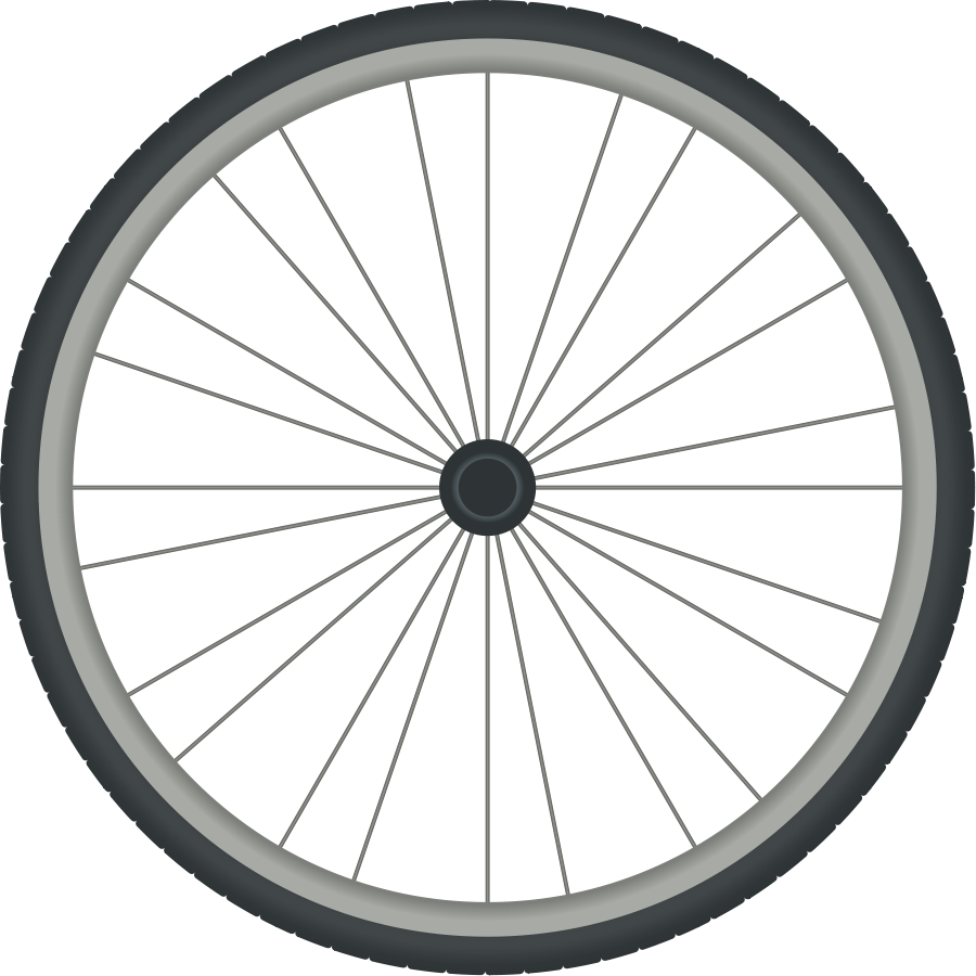 Bike Wheel Clipart-Bike Wheel Clipart-13