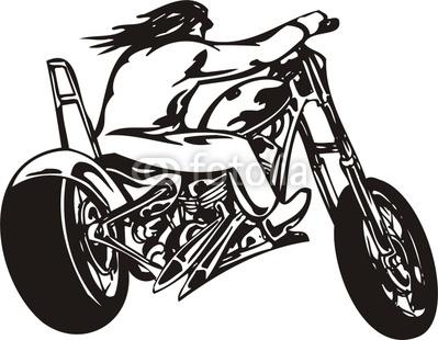 Biker cliparts. Biker Clip Art