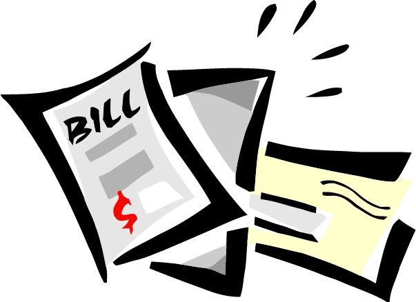Bill Clipart #142
