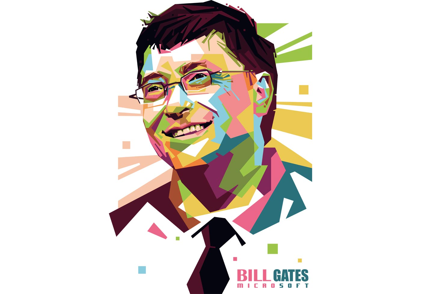 Bill Gates Clipart