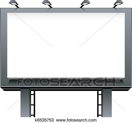Billboard Clipart