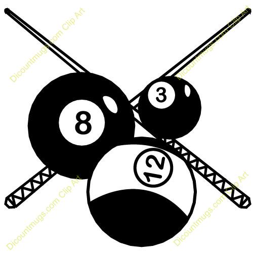 billiards clipart-billiards clipart-3