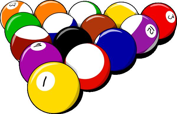 billiards clipart-billiards clipart-4
