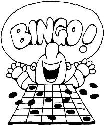 BINGO; Bingo Clip Art ..