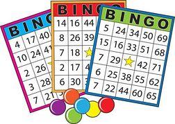 Bingo clip art 2 clipartcow
