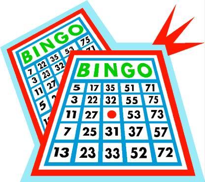 Bingo clip art 7
